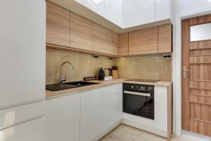 Lion Apartments - Parkowa 33A, Ferienwohnungen  Zoppot - big - 8