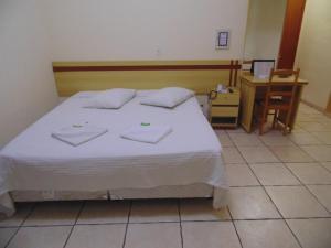 Hotel Makarena, Hotel  Três Corações - big - 8