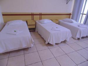 Hotel Makarena, Hotel  Três Corações - big - 9