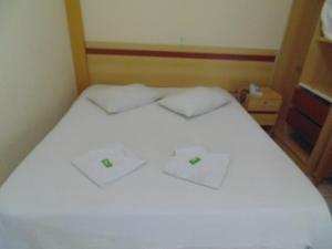 Hotel Makarena, Hotel  Três Corações - big - 10