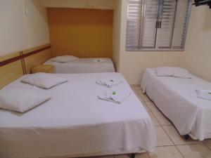 Hotel Makarena, Hotel  Três Corações - big - 7
