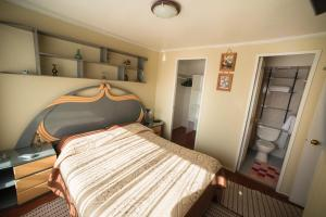 Sahara Inn Apartment, Apartmány  Santiago - big - 8