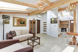 Lion Apartments - Parkowa 33A, Ferienwohnungen  Zoppot - big - 9