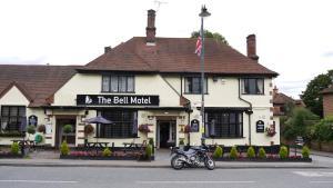 The Bell Motel, Motels  Codicote - big - 6
