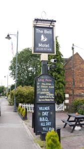 The Bell Motel, Motels  Codicote - big - 8