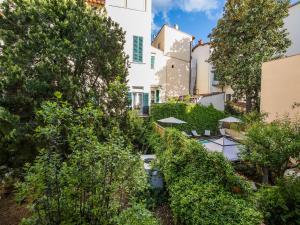 Clizia Halldis Apartment, Apartmány  Florencie - big - 11