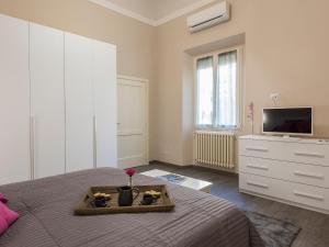 Clizia Halldis Apartment, Apartmány  Florencie - big - 4