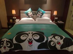 Kunming Haitian Hotel, Hotels  Kunming - big - 29