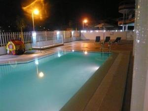 Golden Beach appartement met Pool, Апартаменты  Пуэрто-де-Моган - big - 11