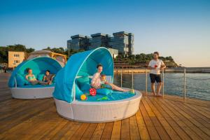 Zolotaya Buhta Hotel, Resorts  Anapa - big - 63