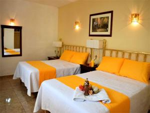 Hotel San Antonio, Отели  Агуаскальентес - big - 9