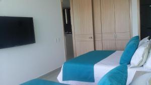 Santa Marta Hosts-SOÑADO, Appartamenti  Santa Marta - big - 28