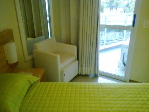 Flats com vista no Recreio, Апарт-отели  Рио-де-Жанейро - big - 50