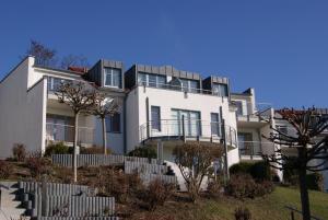 Achterwasserblick-Residenz-Bellevue, Apartmány  Zinnowitz - big - 8