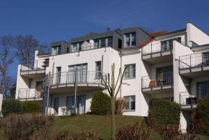 Achterwasserblick-Residenz-Bellevue, Apartmány  Zinnowitz - big - 23