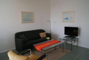 Achterwasserblick-Residenz-Bellevue, Apartmány  Zinnowitz - big - 25