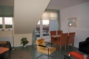 Achterwasserblick-Residenz-Bellevue, Apartmány  Zinnowitz - big - 19