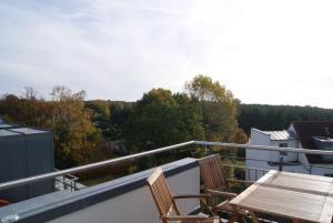 Achterwasserblick-Residenz-Bellevue, Apartmány  Zinnowitz - big - 13