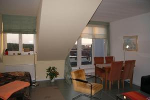Achterwasserblick-Residenz-Bellevue, Apartmány  Zinnowitz - big - 12