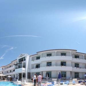 Victoria Suite Hotel & Spa, Отели  Тургутреис - big - 45