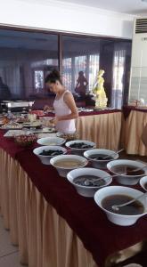Victoria Suite Hotel & Spa, Отели  Тургутреис - big - 43