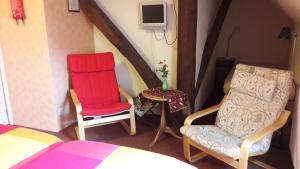 Bed & Breakfast Onder Dak, Bed and breakfasts  Scharmer - big - 10