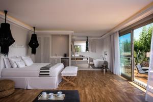 Sunvillage Malia Boutique Hotel and Suites, Отели  Малиа - big - 35