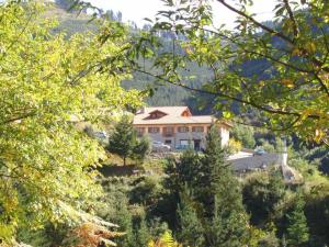 Agroturismo Ordaola, Загородные дома  Alonsotegi - big - 48