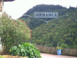 Agroturismo Ordaola, Загородные дома  Alonsotegi - big - 52