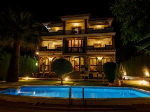 Villa Sur, Hotel  Huétor Vega - big - 30