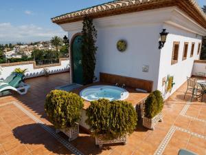 Villa Sur, Hotels  Huétor Vega - big - 42