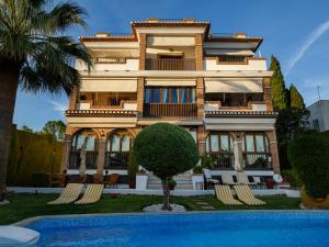 Villa Sur, Hotels  Huétor Vega - big - 37