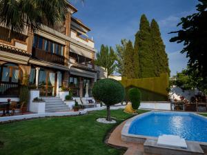 Villa Sur, Hotel  Huétor Vega - big - 40