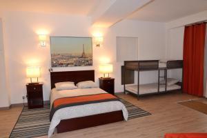 Les Chambres Panda, Alloggi in famiglia  Saint-Aignan - big - 15