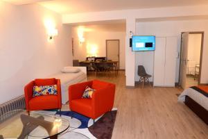 Les Chambres Panda, Homestays  Saint-Aignan - big - 13
