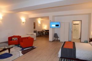 Les Chambres Panda, Alloggi in famiglia  Saint-Aignan - big - 12
