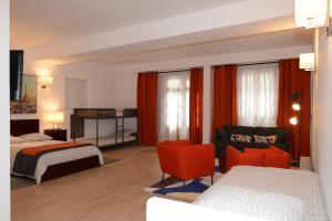 Les Chambres Panda, Alloggi in famiglia  Saint-Aignan - big - 2
