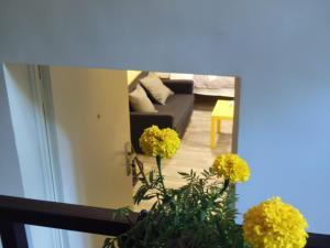 Studio apartment, Apartments  Tbilisi City - big - 4
