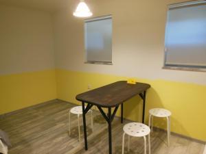 Studio apartment, Apartments  Tbilisi City - big - 7