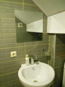 Studio apartment, Apartments  Tbilisi City - big - 9