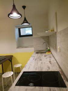 Studio apartment, Apartments  Tbilisi City - big - 21