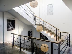 Villa Ballets Negres, Pensionen  Whitehouse - big - 14