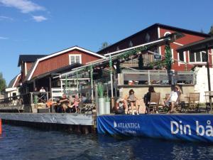 Lillstuga Strömma, Дома для отпуска  Вармдо - big - 61