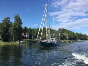 Lillstuga Strömma, Дома для отпуска  Вармдо - big - 63