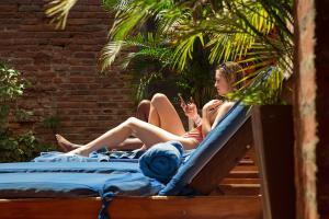 Hotel Boutique Casa Carolina, Hotels  Santa Marta - big - 94