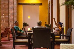 Hotel Boutique Casa Carolina, Hotels  Santa Marta - big - 96