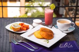 Hotel Boutique Casa Carolina, Hotels  Santa Marta - big - 95