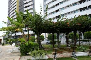 Verano de Ponta Negra, Apartmanok  Natal - big - 14