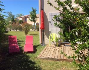 Soleilinvest, Ferienhäuser  Aubignan - big - 14