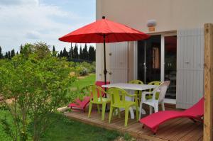 Soleilinvest, Ferienhäuser  Aubignan - big - 16